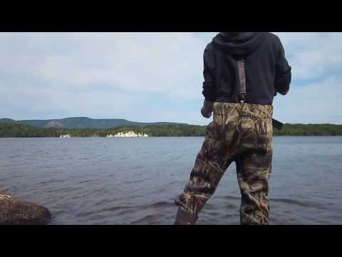 Slammin Schoolie Stripers/Best of Victoria County, NS (2015)
