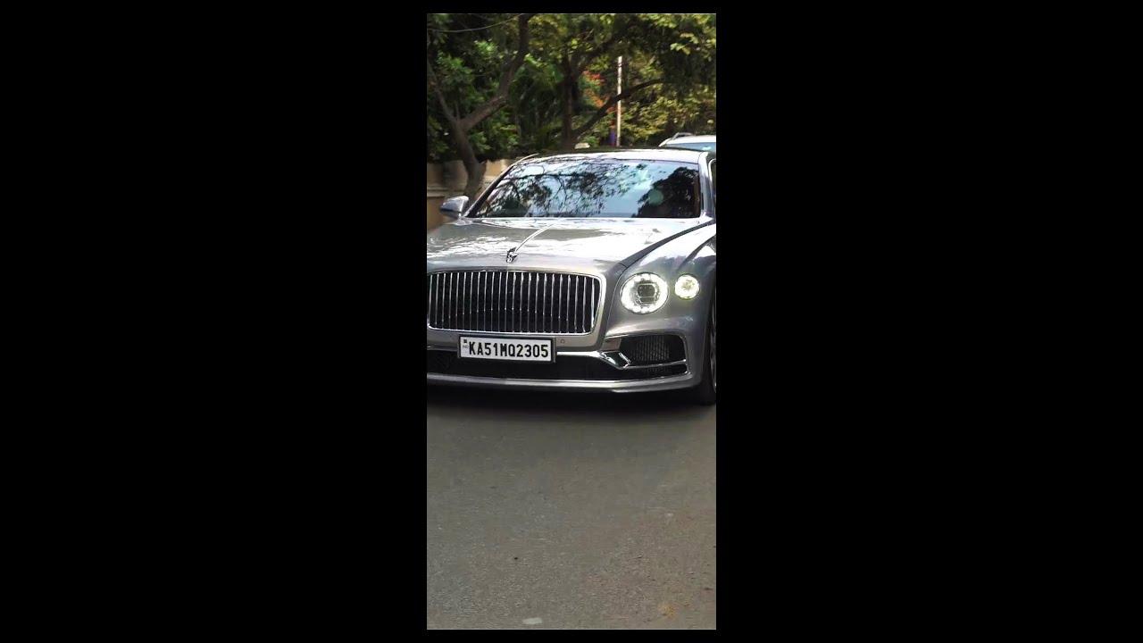 Download Bentley Flying Spur#shorts#bentley#india#car#luxury