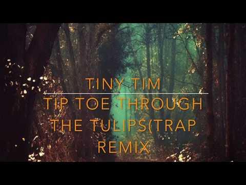 Tine Tim-Tip toe through the tulips(trap remix)