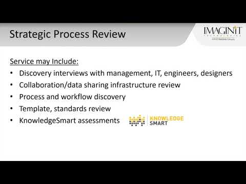 IMAGINiT's Civil 3D Assess and Advise Service Review