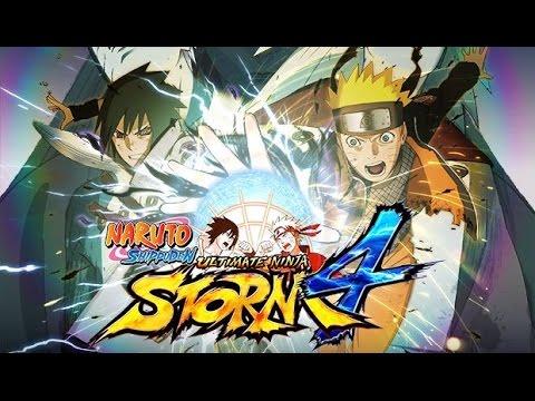 Naruto Shippuden: Ultimate Ninja Storm 4 [สิ้นสุดการรอคอย!!]