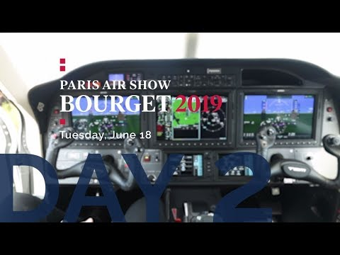 Paris Air Show - Day 2
