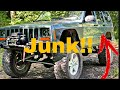 This Is Why The Jeep Cherokee Is Junk!