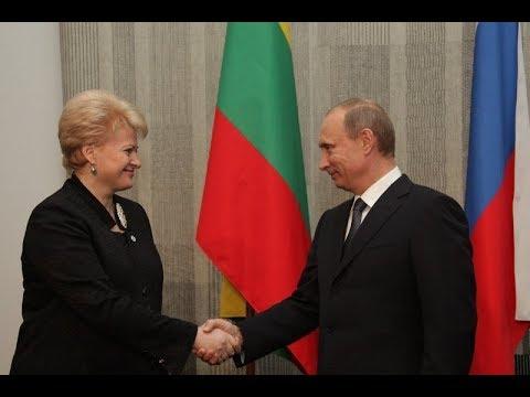 LR prezidentė Dalia Grybauskaitė. Dokumentika nerodyta TV eteryje