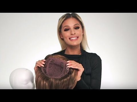 ecf5bdc20a4e0 Top Perfect by GABOR | Hair Topper - YouTube