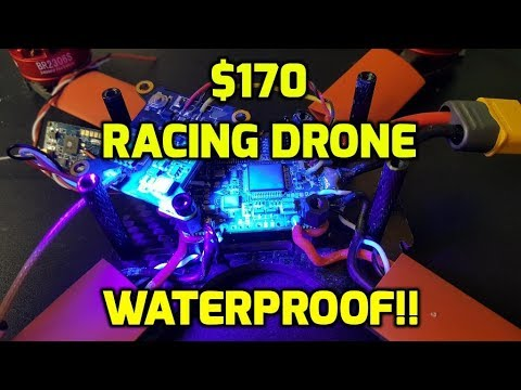 How to Build a Waterproof Budget Racing Drone  //  Part 2