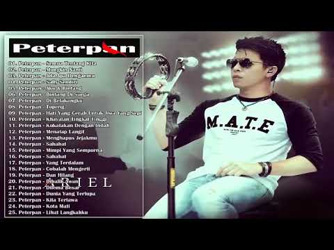 Best Of PETERPAN Full Album   Lagu Pilihan Terbaik Peterpan  Lagu Indonesia 2000an Populer
