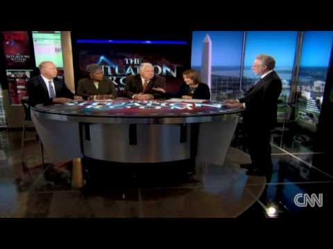 Joe Lieberman VS Al Franken Wolf Blitzer  John McCain CNN