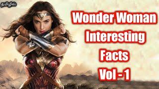 Wonder Woman Interesting Facts in Tamil Vol - 1