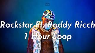 (1 HOUR) DaBaby – ROCKSTAR FT RODDY RICCH [1 Hour Loop]