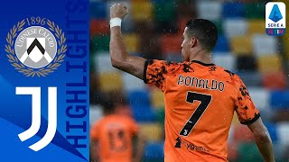 Udinese 1-2 Juventus | Ronaldo firma la rimonta bianconera | Serie A TIM