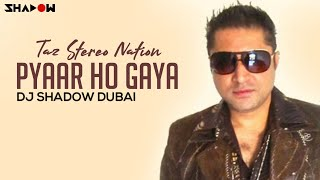 Taz Stereo Nation | Pyaar Ho Gaya | DJ Shadow Dubai Remix