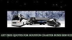 Minibus Rental Houston