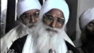 Sant Baba Mahinder Singh Ji Rara Sahib Jarg Wale 9 Magh Da Diwaan