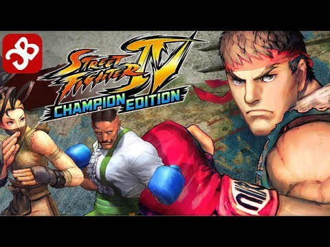 Street Fighter IV Champion Edition - iOS/Android - Gameplay Video by CAPCOM - 동영상