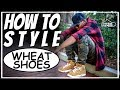 HOW TO STYLE JORDANS | HOW TO STYLE WHEAT SHOES | HOW TO STYLE RETRO WHEAT JORDANS | FALL LOOKBOOK