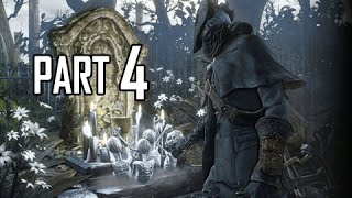Bloodborne Walkthrough Part 4 - Sewer Piggy (PS4 Gameplay Commentary)