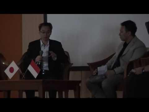 Talk Show Mr. Koji Sone Dengan Dr.Intan Rizky Mutiaz, M.Ds. 00049