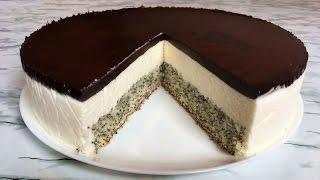 """Торт """"Фантазия"""" (Ооочень Вкусный) / Cake """"Fantasy"""" / Авторский Рецепт"""