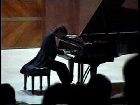 Roberto Cominati plays Liapunov - Etudes op. 11 N. 1
