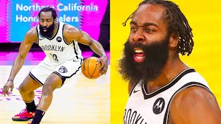 James Harden is the KING OF ISOLATION! 2021 MOMENTS