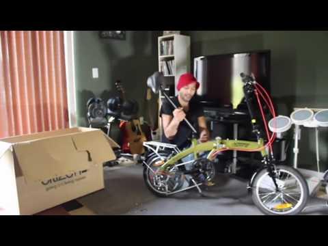 TOKYO Citizen Folding Bike Review