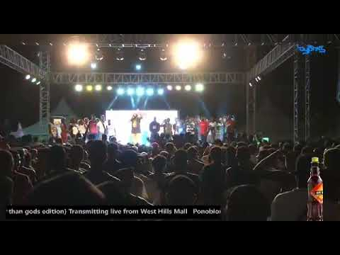 CIC performs in Ghana