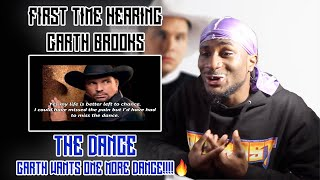 First time hearing garth brooks - the dance   reaction