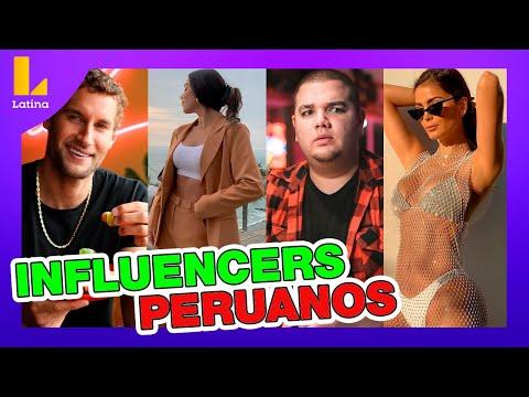 ¿Quiénes Son Los Influencers Peruanos Que Marcan Tendencia?