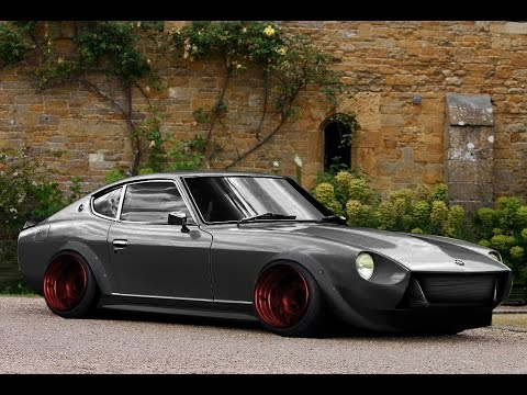 virtual tuning datsun 240z 82 youtube
