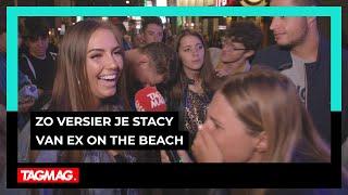 Zo versier je Stacy van 'Ex On The Beach'
