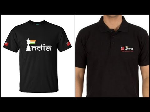 What makes the ChessBase India T-shirts special?