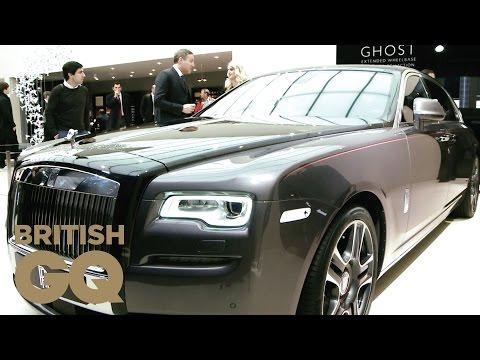 Geneva Motor Show 2017 highlights ft. Rolls-Royce Ghost Elegance, Brabus Classic | British GQ