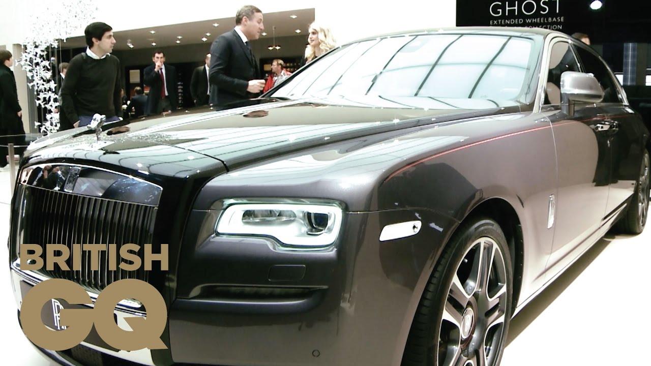 Geneva Motor Show 2017 Highlights ft. Rolls-Royce Ghost ...