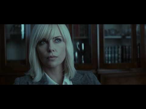 Atomica Bionda Streaming (2017) Trailer Italiano - Www.guardarefilm.gratis