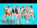 BTS - LOVE YOURSELF ERA MASHUP (28 SONGS IN 13 MINUTES) [RE-UPLOAD]
