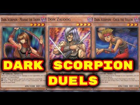 Yugioh - Dark Scorpion Duels (2019) (Deck Download In Description)