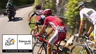 Tour de France 2018 : Warren Barguil dans l'échappée du jour
