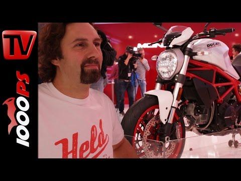 Ducati Neuheiten 2017 - Monster 797, Monster 1200 S 2017 | Vaulis Motorrad Neuheiten