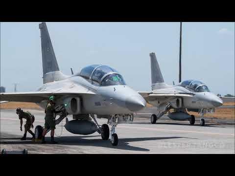 Caza ligero avanzado FA-50 de Korean Aerospace Industries