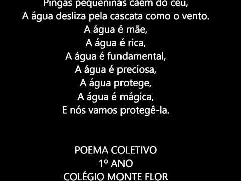 A Água - Poema