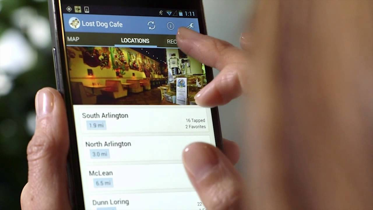 Lost Dog Cafe | Segue Technologies