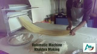Gambar cover Amba RollOmatic khakhra making Machine