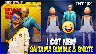 😡😨New One Man Punch Saitamas Pajamas Bundle & Emote Review & Spin Tamil | Gaming Tamizhan