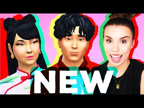 The Sims 4 just gave us some free content! Happy Lunar New Year thumbnail