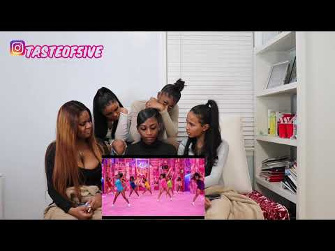 Cardi B - Up [Official Music Video] | REACTION