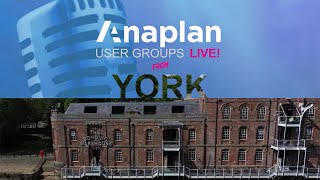 User Groups Live! - York