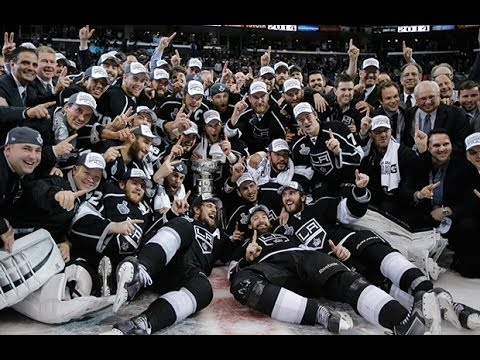 Los Angeles Kings Playoffs 2014
