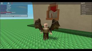 like having the avatar of king ghidorah in roblox, i use commands!! (Pokecube gamer YT roblox)
