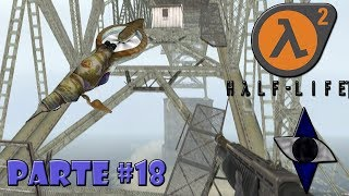 Half-Life 2. Parte 18: Parkur en el puente